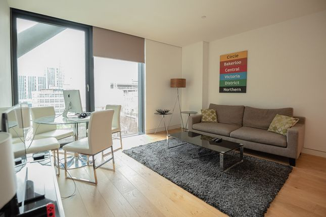 Thumbnail Flat to rent in Block C Neo Bankside, 70 Holland Street, London