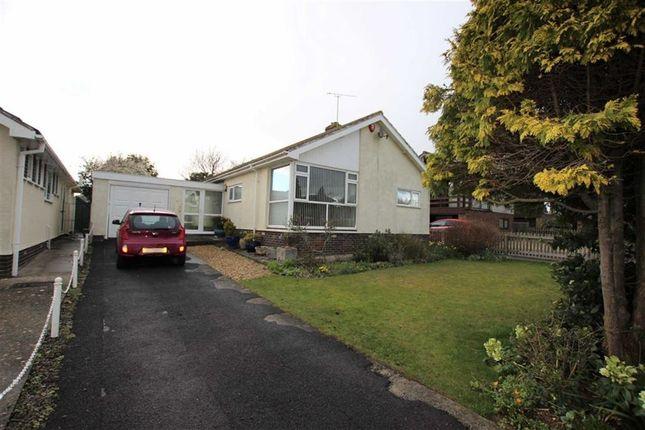 Thumbnail Detached bungalow for sale in Leighton Crescent, Bleadon, Weston-Super-Mare