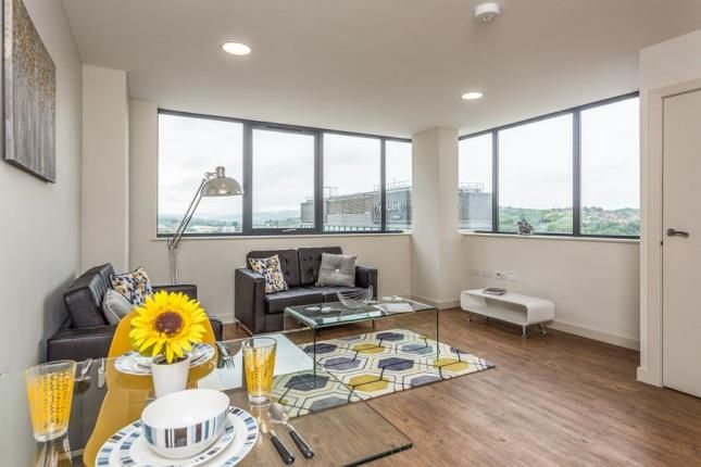 Thumbnail Flat for sale in Holman House, 125A Queen Street, Sheffield