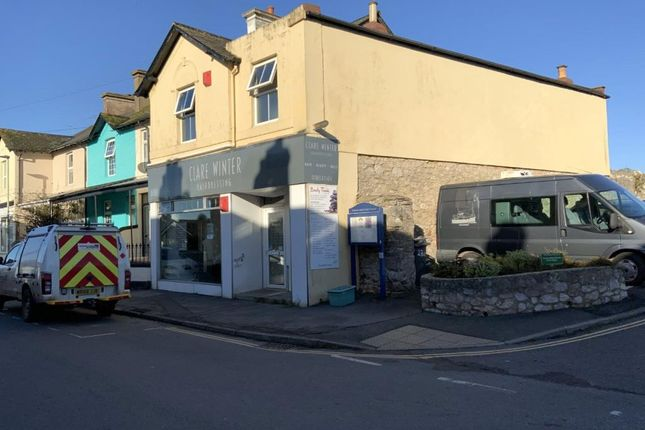 Thumbnail Commercial property for sale in Fore Street, Kingskerswell, Newton Abbot, Devon