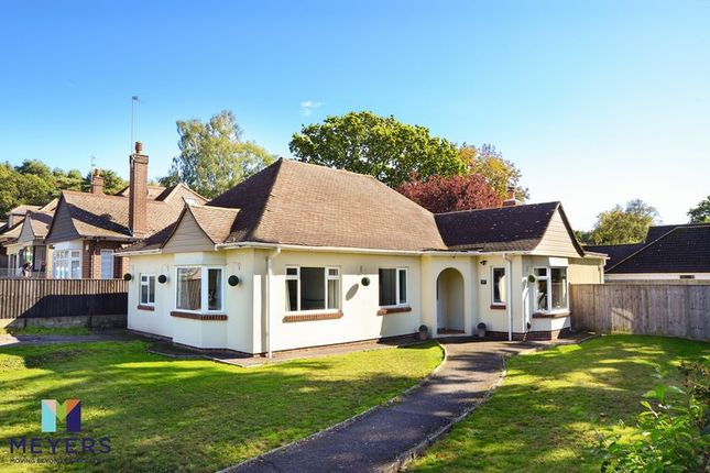 Thumbnail Bungalow for sale in Hillside Drive, Christchurch