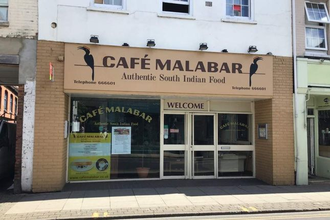 Thumbnail Restaurant/cafe for sale in Magdalen Street, Norwich