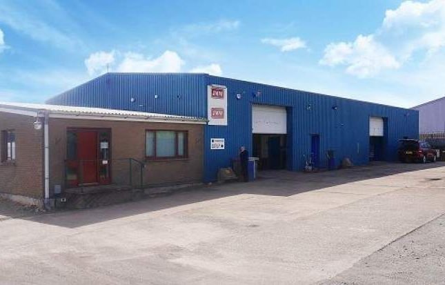 Thumbnail Light industrial to let in Borthwick View, Pentland Industrial Estate, Loanhead