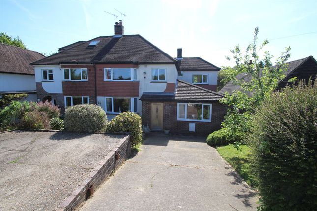 Thumbnail Semi-detached house for sale in Maypole Road, Ashurst Wood, East Grinstead