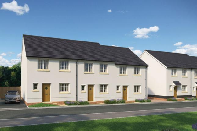 2 bedroom terraced house for sale in Ladywell Meadows, Chulmleigh, Devon