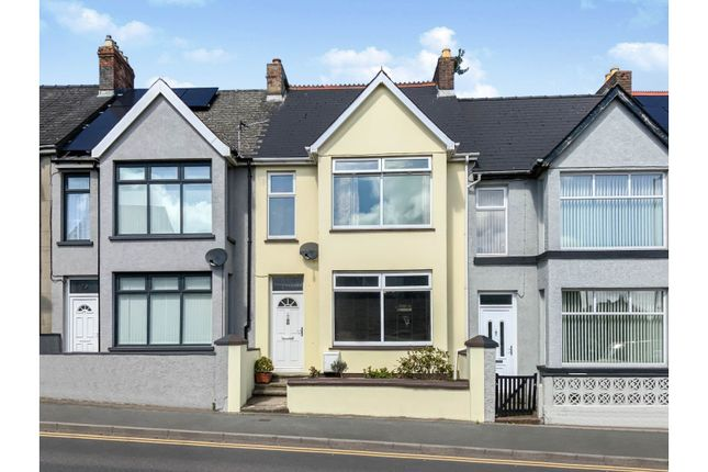 4 bed terraced house for sale in Great North Road, Milford Haven SA73