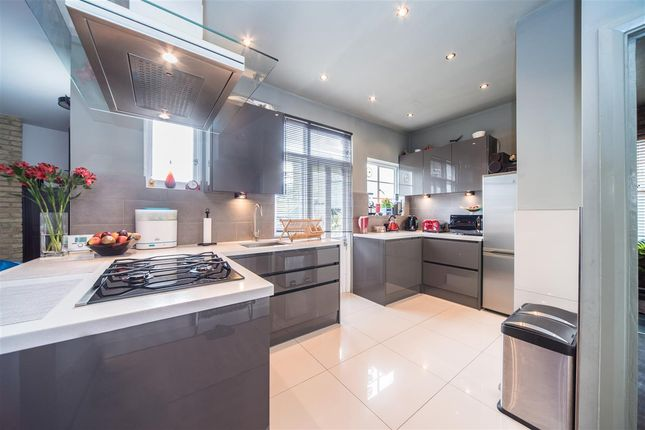 Kitchen of Ivy Crescent, London W4