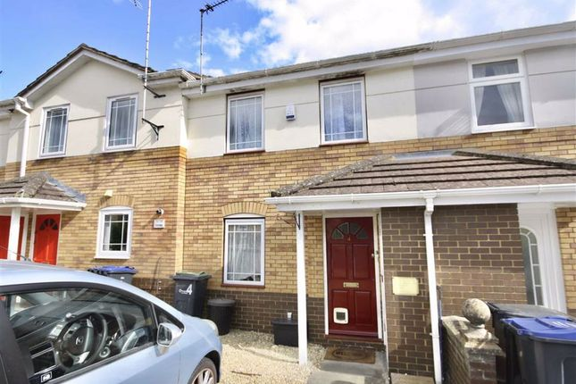 2 bed terraced house for sale in Towcester Close, Chippenham, Wiltshire SN14