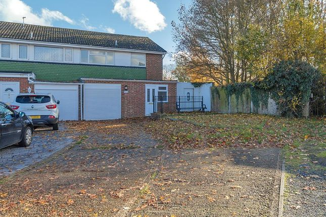 Thumbnail End terrace house to rent in Beaconsfield Road, Sittingbourne