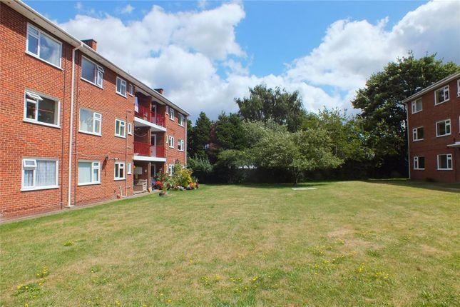 Thumbnail Flat for sale in Briarleas Court, Morris Road, Farnborough, Hampshire