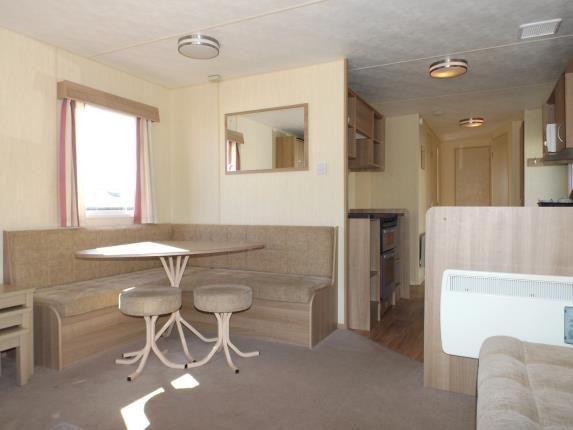 Dining Room of Devon Cliffs Holiday Park, Exmouth, Devon EX8