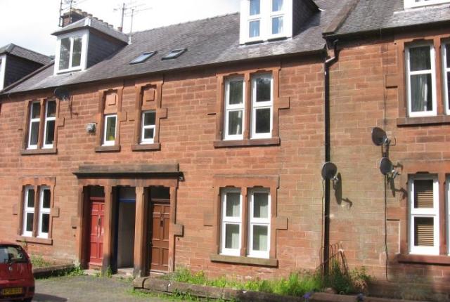 Thumbnail Flat to rent in 10 Primrose Street, Dumfries