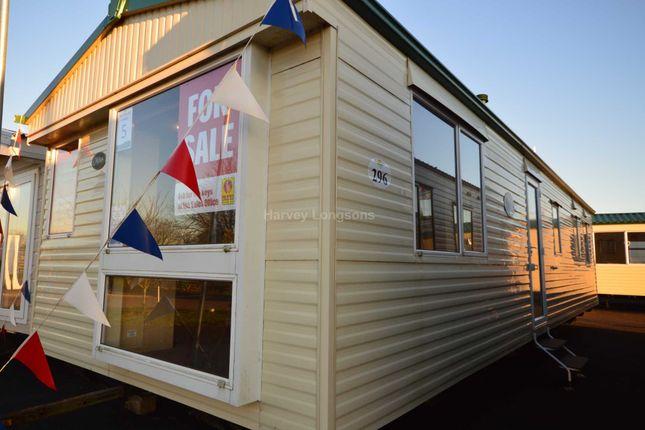 2 bed mobile/park home for sale in Broadland Sands Holiday Park, Coast Road, Corton, Lowestoft