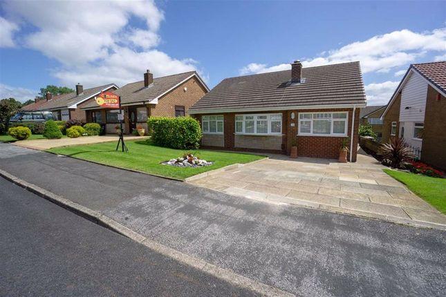 Thumbnail Detached bungalow for sale in Elgol Drive, Ladybridge, Bolton