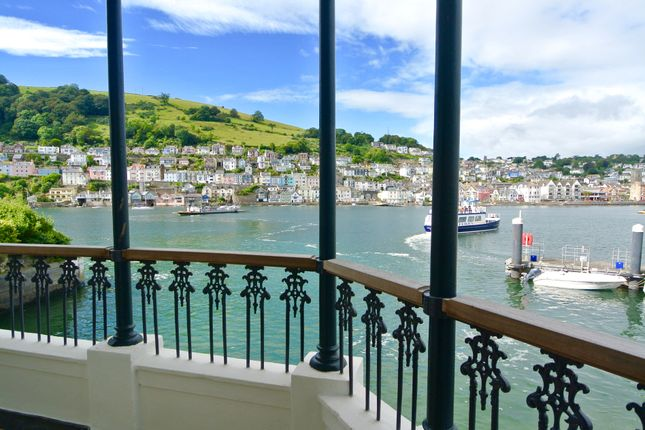 Thumbnail Flat for sale in The Square, Kingswear, Dartmouth