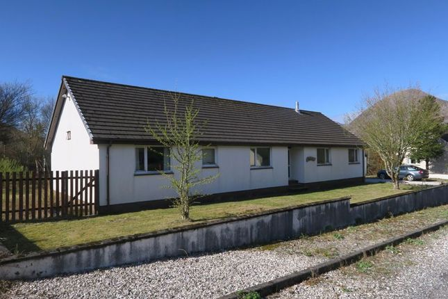 Thumbnail Detached bungalow for sale in Bayview Crescent, Broadford, Isle Of Skye