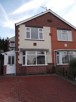 3 bed semi-detached house for sale in Catherine Street, Leicester