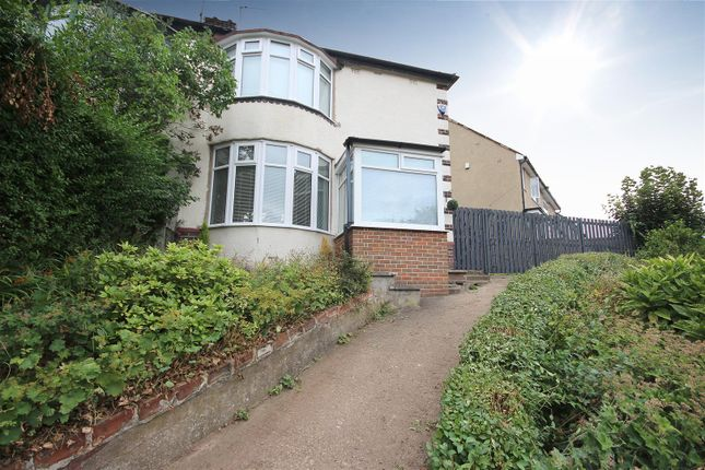 Thumbnail Semi-detached house for sale in Glen View Road, Sheffield