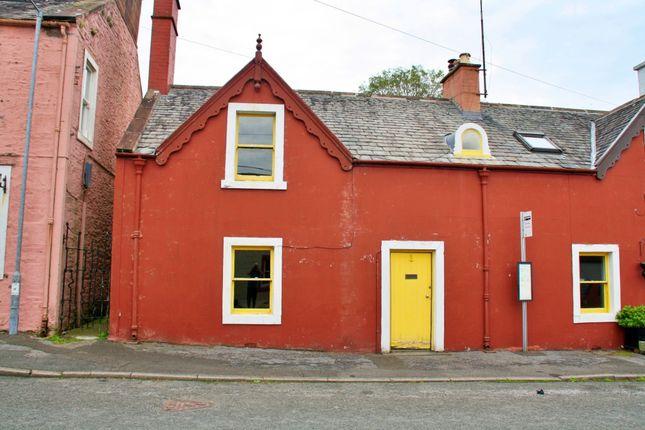 Thumbnail Semi-detached house for sale in Victoria Street, Kirkpatrick Durham