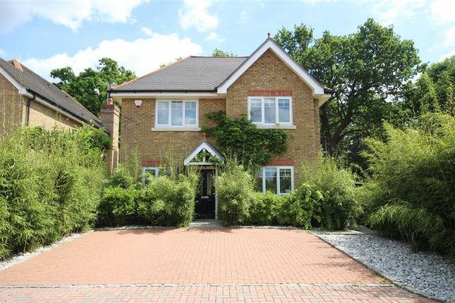 Thumbnail Detached house for sale in Oakhurst Close, Kingston Upon Thames