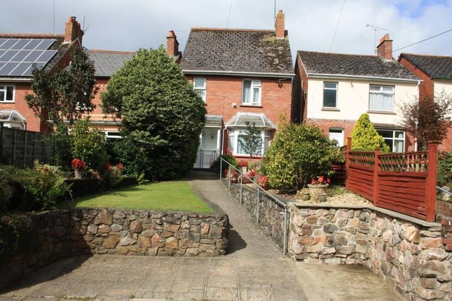 Thumbnail Detached house for sale in Shutes Mead, Ottery St Mary, Devon