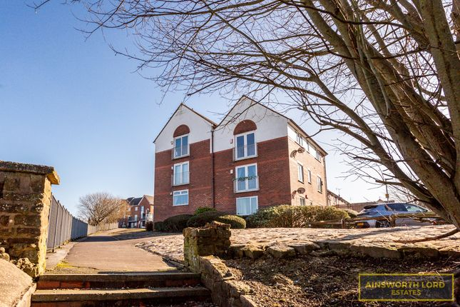 Thumbnail Flat to rent in Lockside, Infirmary Area, Blackburn