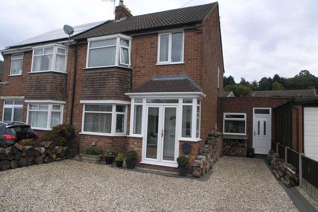 3 bed semi-detached house for sale in Park Lane, Halesowen B63