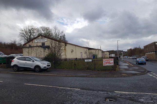 Land for sale in Ingleston Street, Greenock