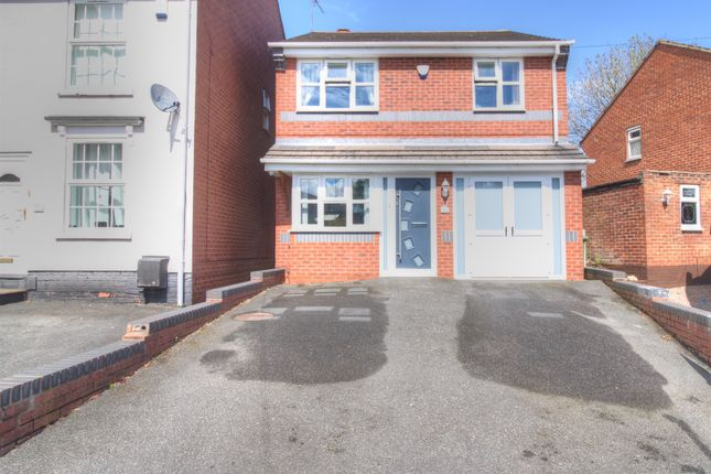 Thumbnail Detached house for sale in Evers Street, Quarry Bank, Brierley Hill