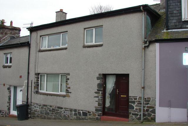 Thumbnail Terraced house for sale in 23 High Street, Stranraer