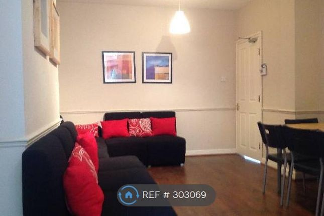 Thumbnail Terraced house to rent in Cottesmore Rd, Nottingham