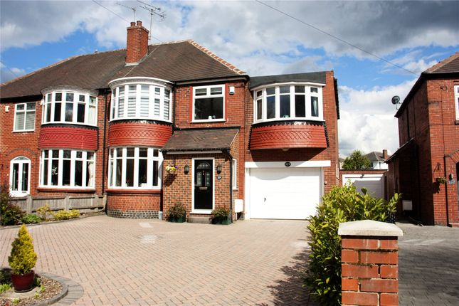 Thumbnail Semi-detached house for sale in Herringthorpe Valley Road, Rotherham