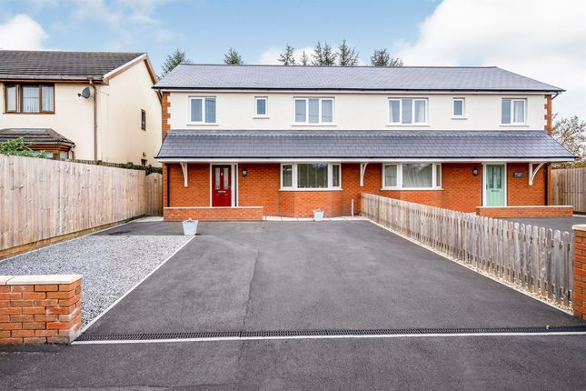 Thumbnail Semi-detached house for sale in Roman Road, Banwen, Neath