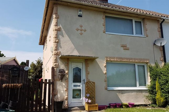 Thumbnail Semi-detached house to rent in Regina Crescent, Havercroft, Wakefield