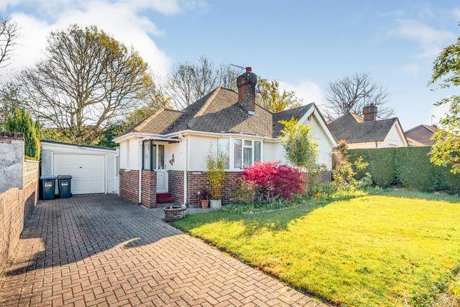 Thumbnail Detached bungalow for sale in Elizabeth Crescent, East Grinstead