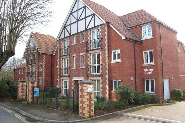 Thumbnail Flat for sale in Albany Court, 24 Polsham Park, Paignton, Devon