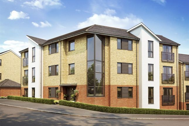 "Thumbnail Flat for sale in ""Willow Court "" at Maldive Road, Basingstoke"
