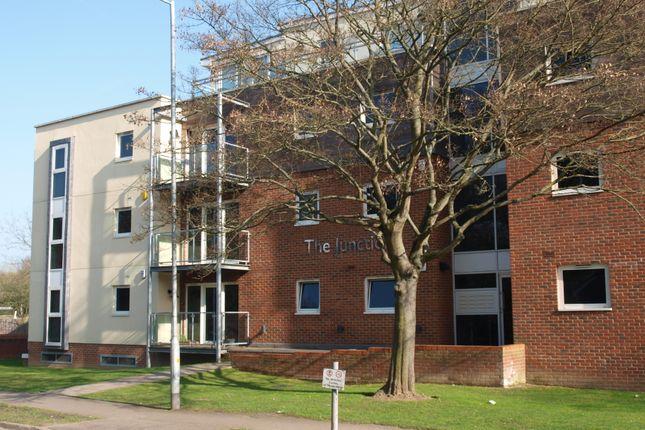 Thumbnail Flat to rent in Alexander Lane, Shenfield