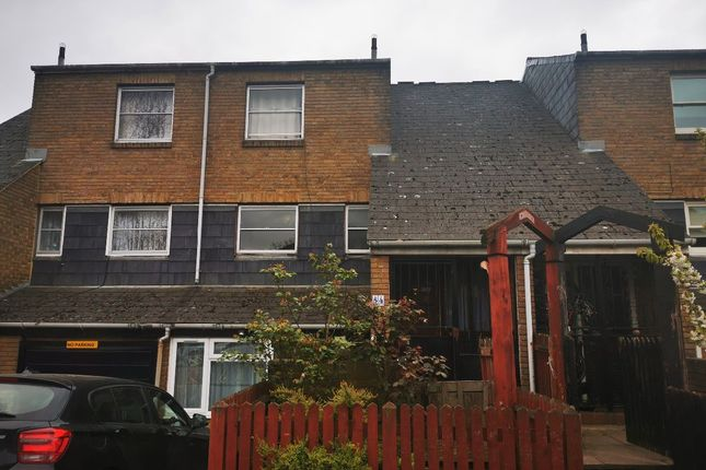 Thumbnail Terraced house for sale in Brownlow Road, London