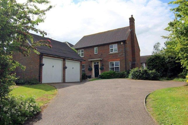 Thumbnail Detached house for sale in Bow Arrow Lane, Dartford, Kent
