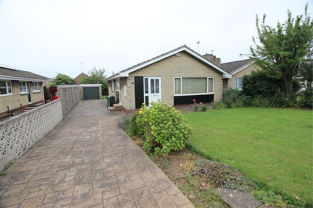 Thumbnail Detached bungalow for sale in Mellow Fields Road, Laughton, Sheffield, South Yorkshire
