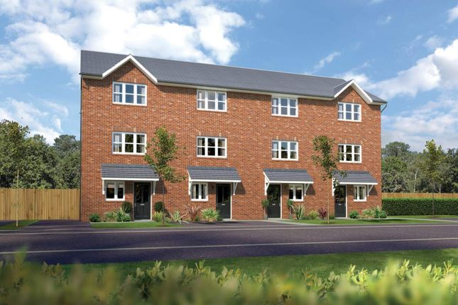 """Thumbnail Town house for sale in """"Buttermere"""" at Arrowe Park Road, Upton, Wirral"""