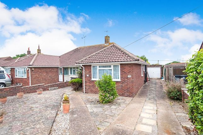 Thumbnail Bungalow to rent in Westfield Close, Polegate
