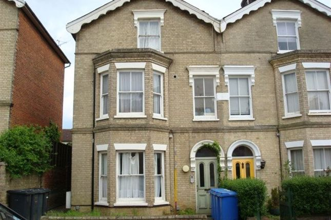 Thumbnail Flat to rent in Orford Street, Ipswich, Suffolk