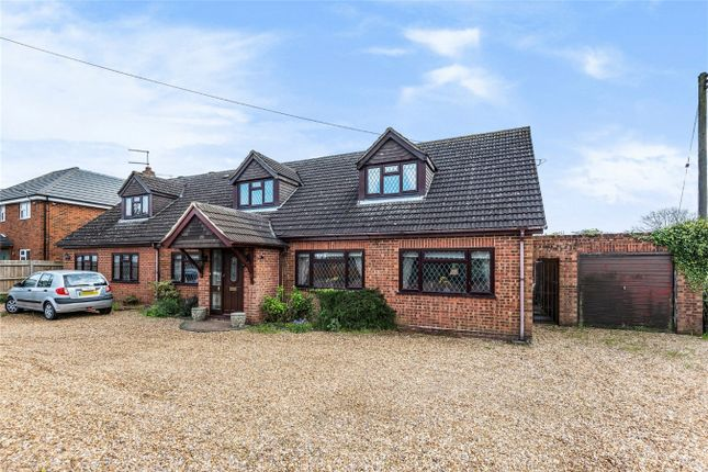 Thumbnail Property for sale in Crawley Road, Cranfield, Bedford