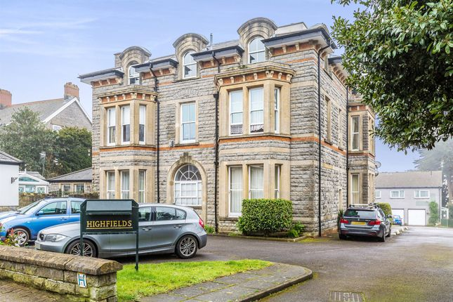 Thumbnail Penthouse for sale in Bradford Place, Penarth