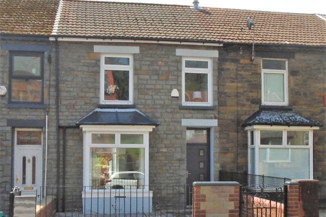 4 bed terraced house for sale in Ynyswen Road, Ynyswen, Treorchy, Rhondda Cynon Taff CF42