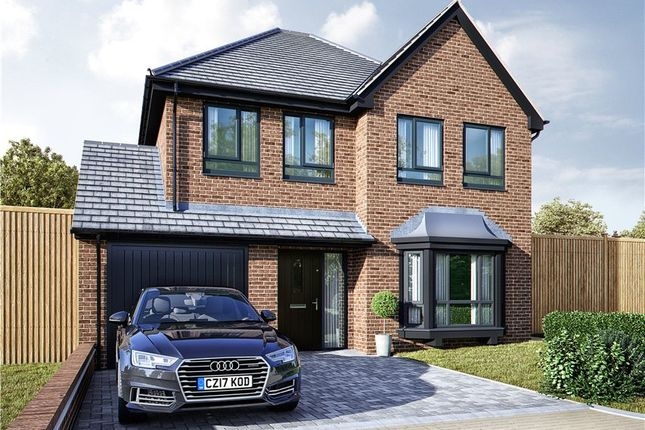 Thumbnail Detached house for sale in Rilshaw Lane, Winsford, Cheshire