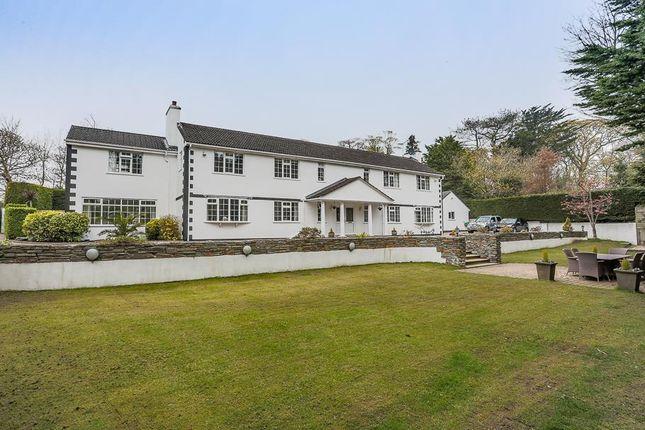 Thumbnail Detached house for sale in Glencrutchery Road, Douglas, Isle Of Man