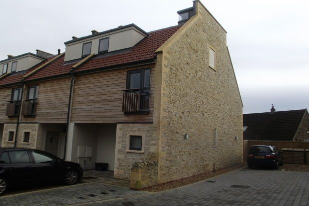 Thumbnail End terrace house to rent in Bath Road, Wells